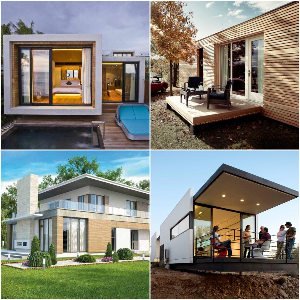 Casas prefabricadas baratas de calidad las m s for Casas modernas y baratas
