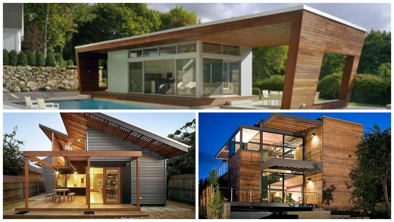 Casas de madera prefabricadas precios baratos llave en for Empresas constructoras de casas