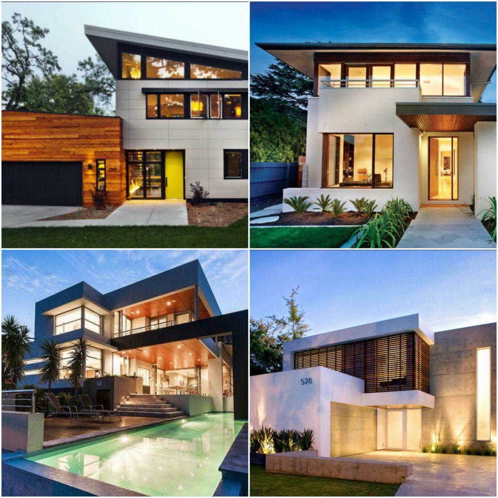 Casas modernas prefabricadas precios en espa a y fotos 2018 for Fotos de casas modernas tipo 2