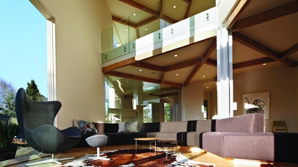 Foto de una de las mejores casas prefabricadas que existen