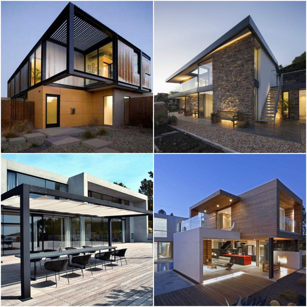Casas prefabricadas de acero galvanizado precios y fotos Casas modernas precio construccion