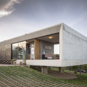 Casas prefabricadas de hormig n econ micas precios y for Casa moderna hormigon
