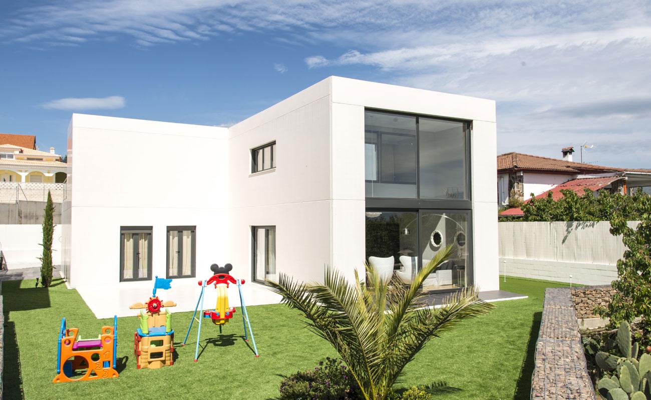 Casas modulares baratas modernas precios y fotos 2018 for Precios de casas modernas