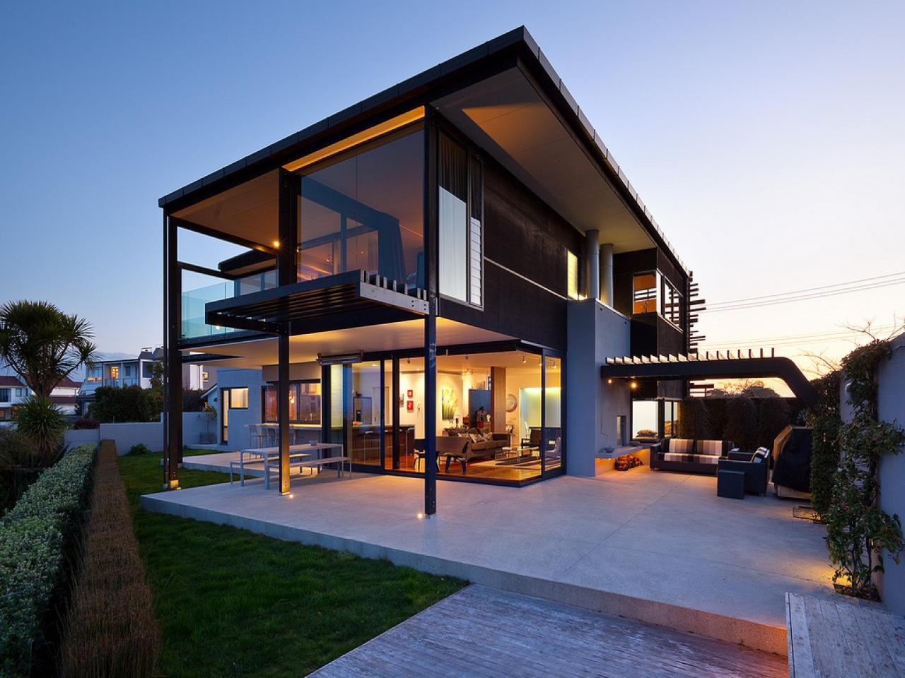 Casas prefabricadas de acero galvanizado precios y fotos - Estructura metalica vivienda ...