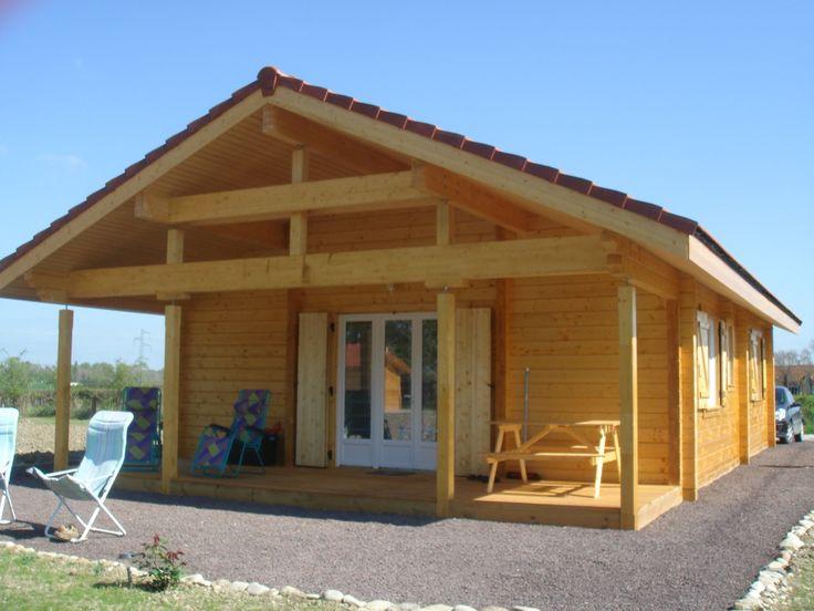 Casas de madera prefabricadas precios baratos llave en - Casas prefabricadas hormigon segunda mano ...