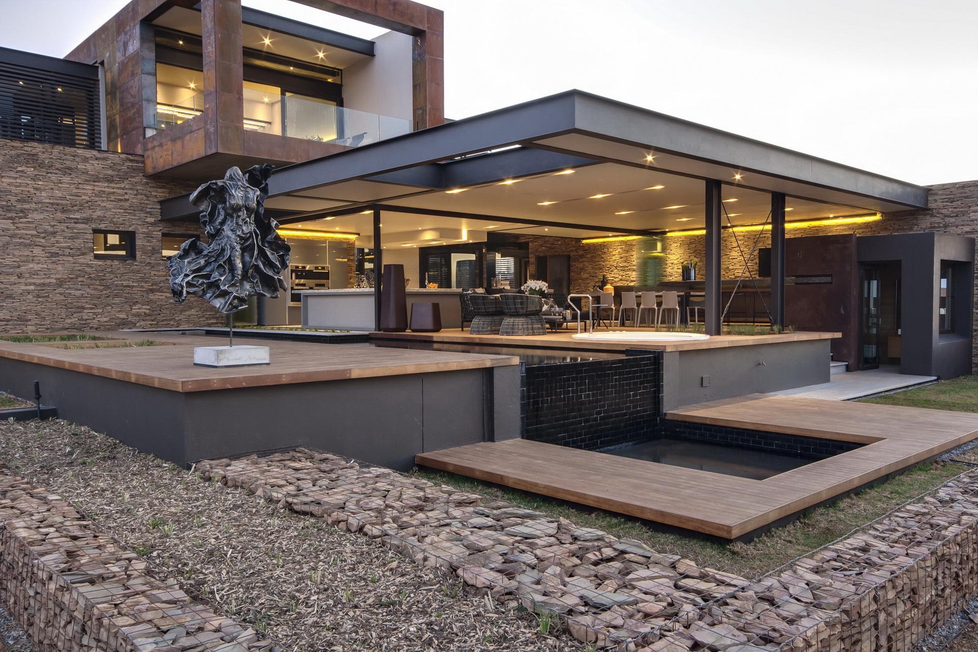 Casas prefabricadas de acero galvanizado precios y fotos for Casas de hormigon precios y fotos