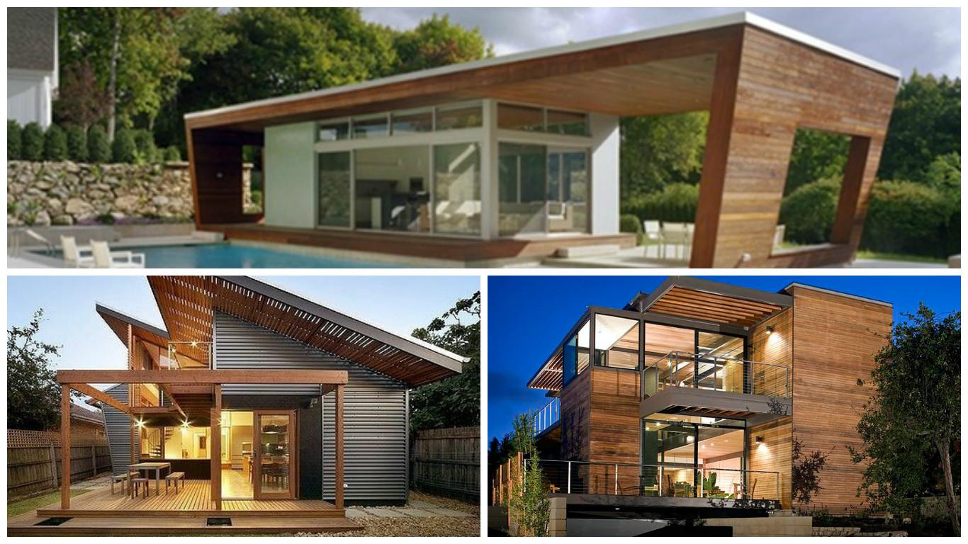 Casas de madera todos los modelos precios y m2 - Casas de madera bonitas ...