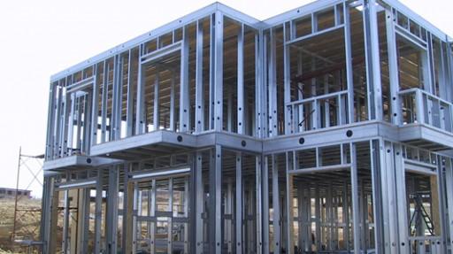 Casas prefabricadas de acero galvanizado precios y fotos - Steel framing espana ...