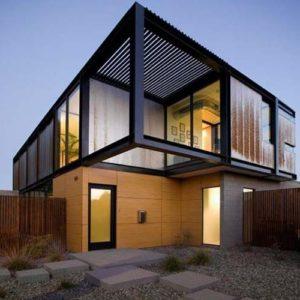 Casas prefabricadas de acero galvanizado precios y fotos - Estructura metalicas para casas ...
