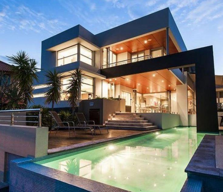 Casas modernas prefabricadas precios en espa a y fotos 2018 for Casa moderna tunisie
